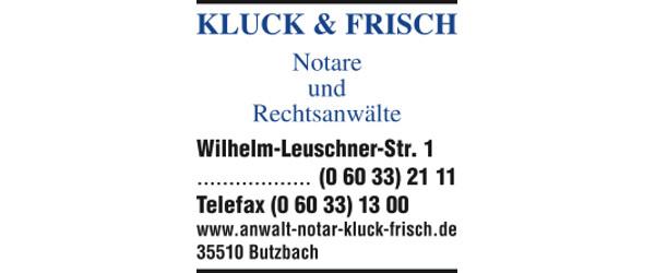 Kluck & Frisch Rechtsanwälte und Notare