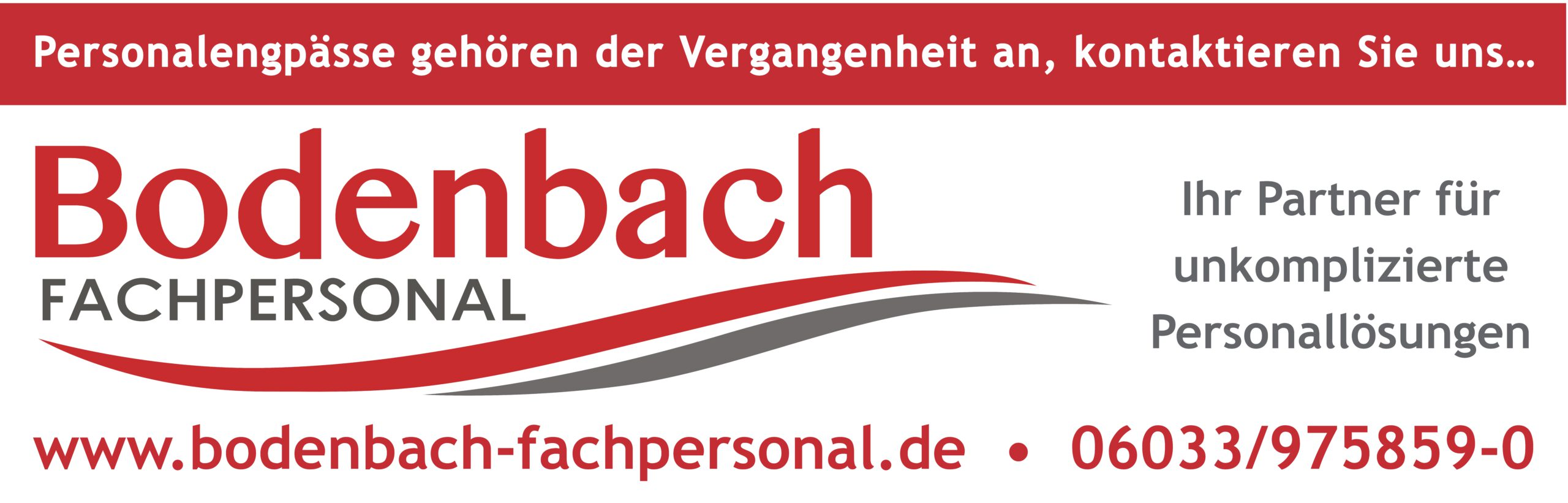 Bodenbach Fachpersonal