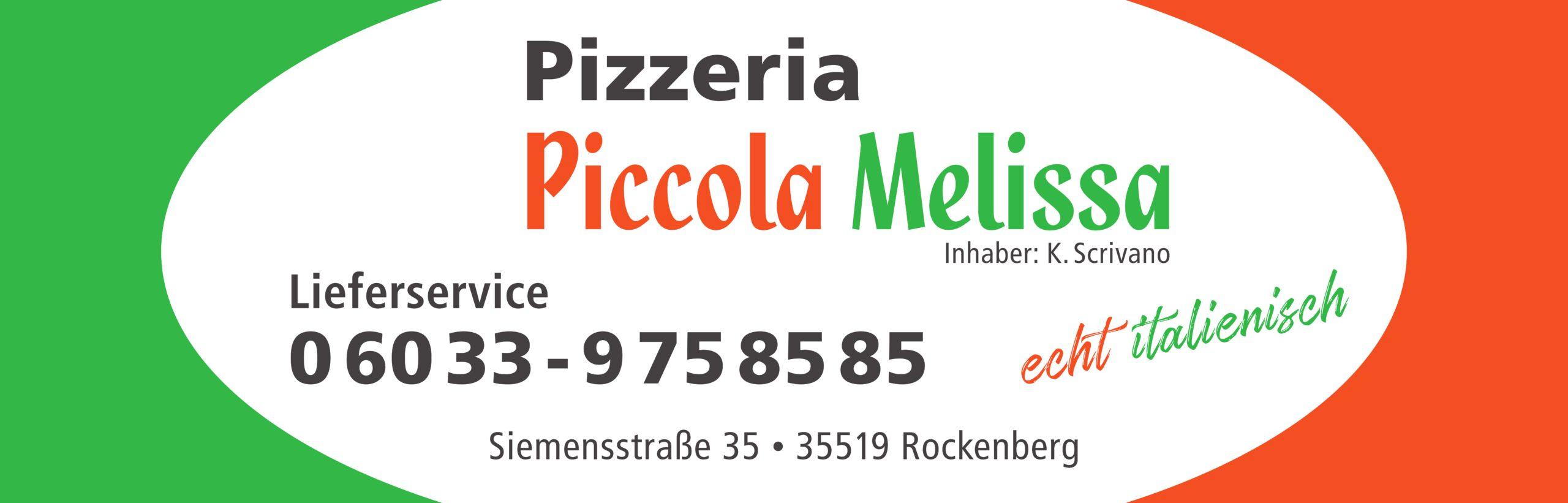 Pizzeria Melissa Rockenberg